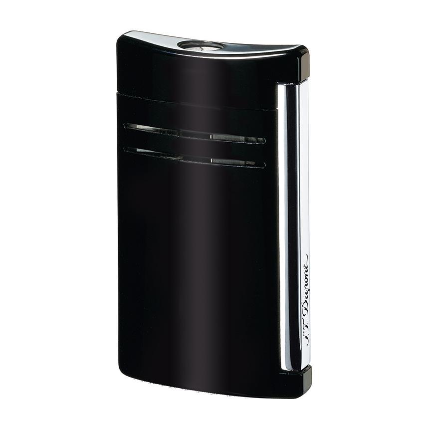 S.T. Dupont Feuerzeug Maxijet (schwarz)