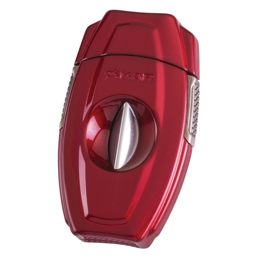 Xikar VX2 V-Cut Cutter (daytona-red)