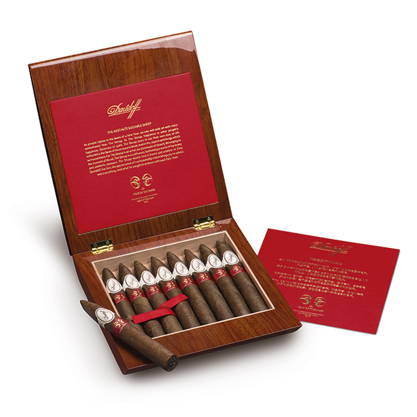 Davidoff Year of the Sheep