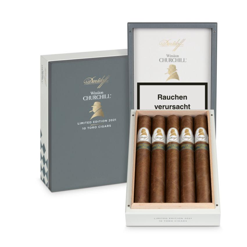 Davidoff Winston Churchill Limited Edition 2021