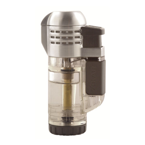 Xikar Feuerzeug Tech-Lighter Triple (klar)