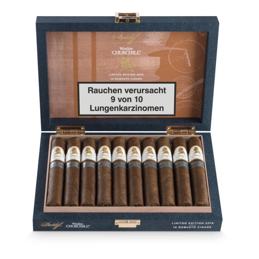 Davidoff The Traveller - Winston Churchill Limited Edition 2019
