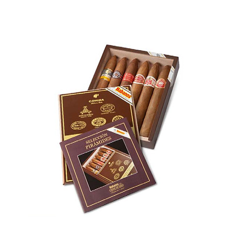 Habanos Selection Piramides