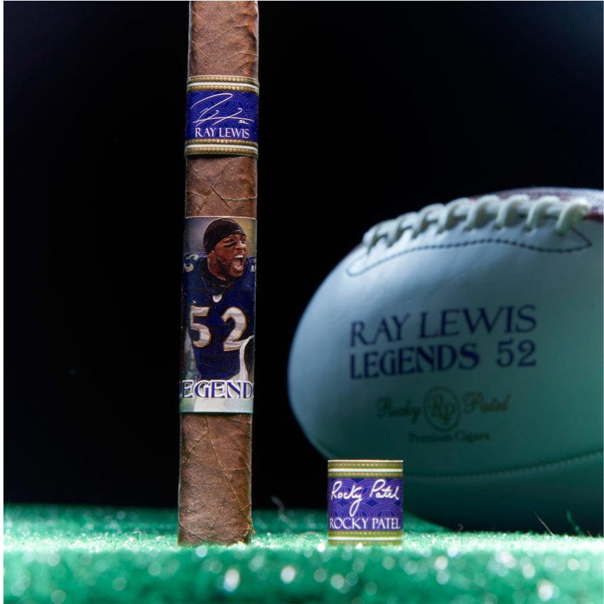 Rocky Patel Ray Lewis Legends 52
