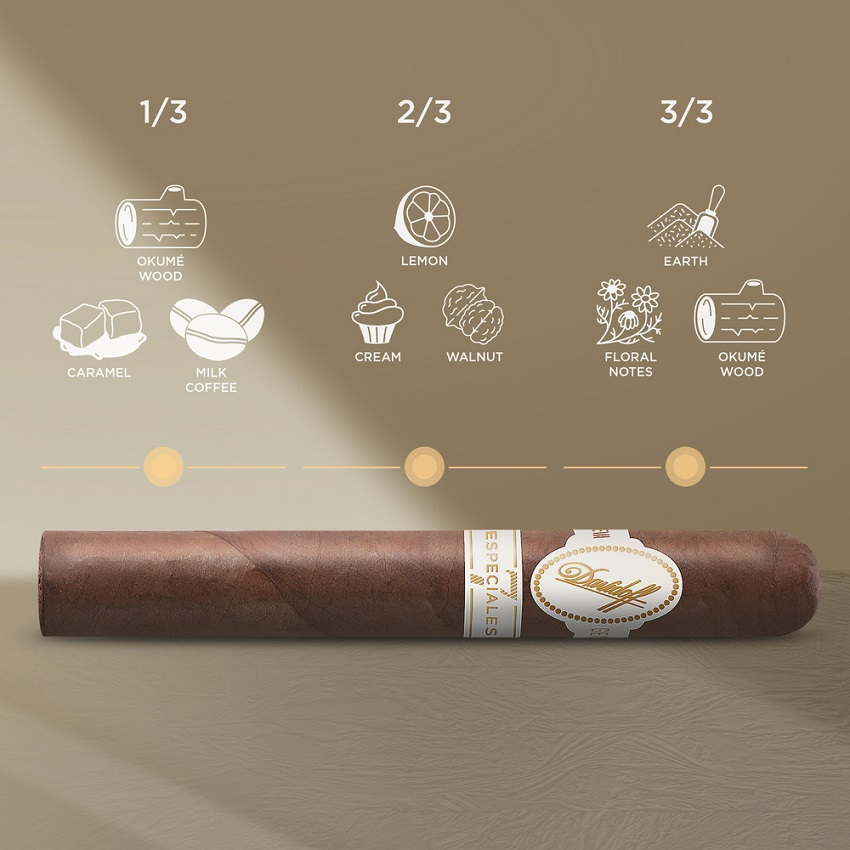 Robusto Real Especiales 7 Limited Edition 2019