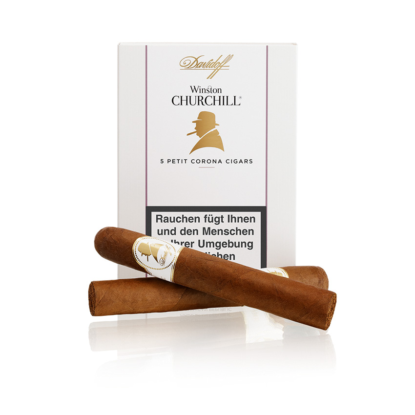 Davidoff Winston Churchill Petit Corona