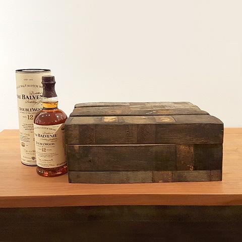 Whisky Humidor (125 Zigarren)