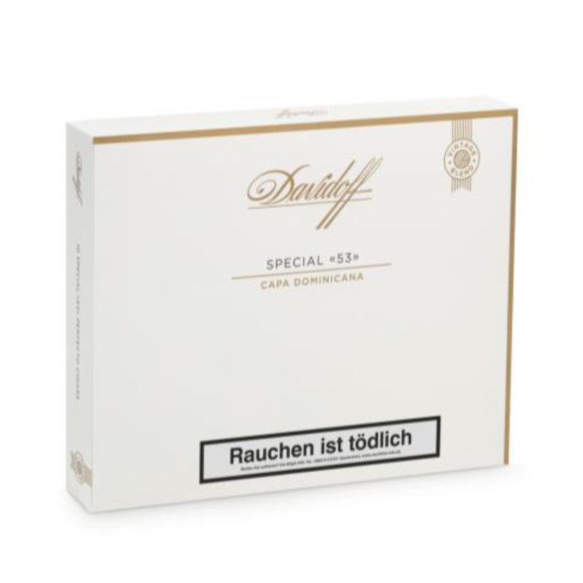 Davidoff Special 53 -Capa Dominicana-