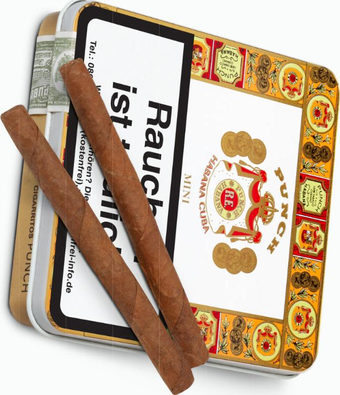 Punch Mini Cigarillo