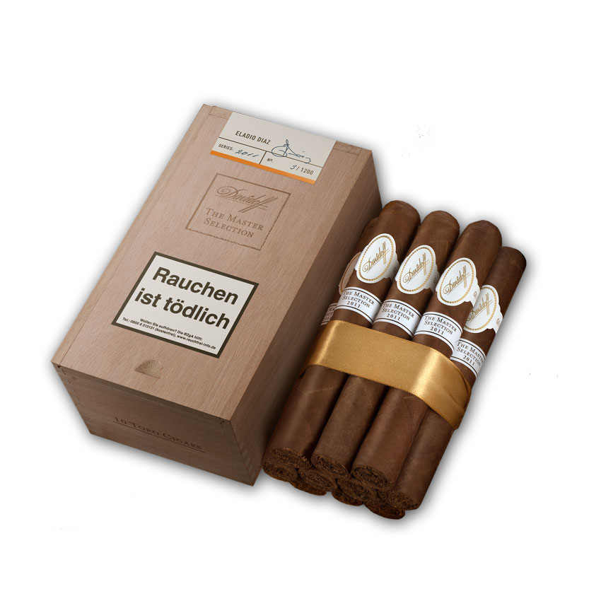 Davidoff The Master Selection 2010