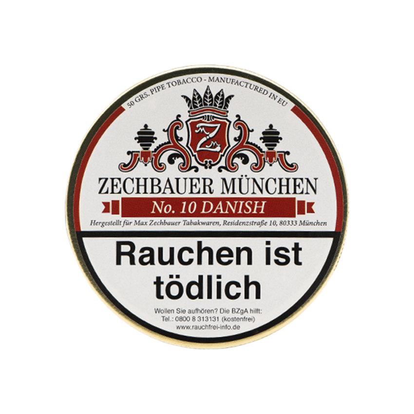 Zechbauer No. 10 Danish