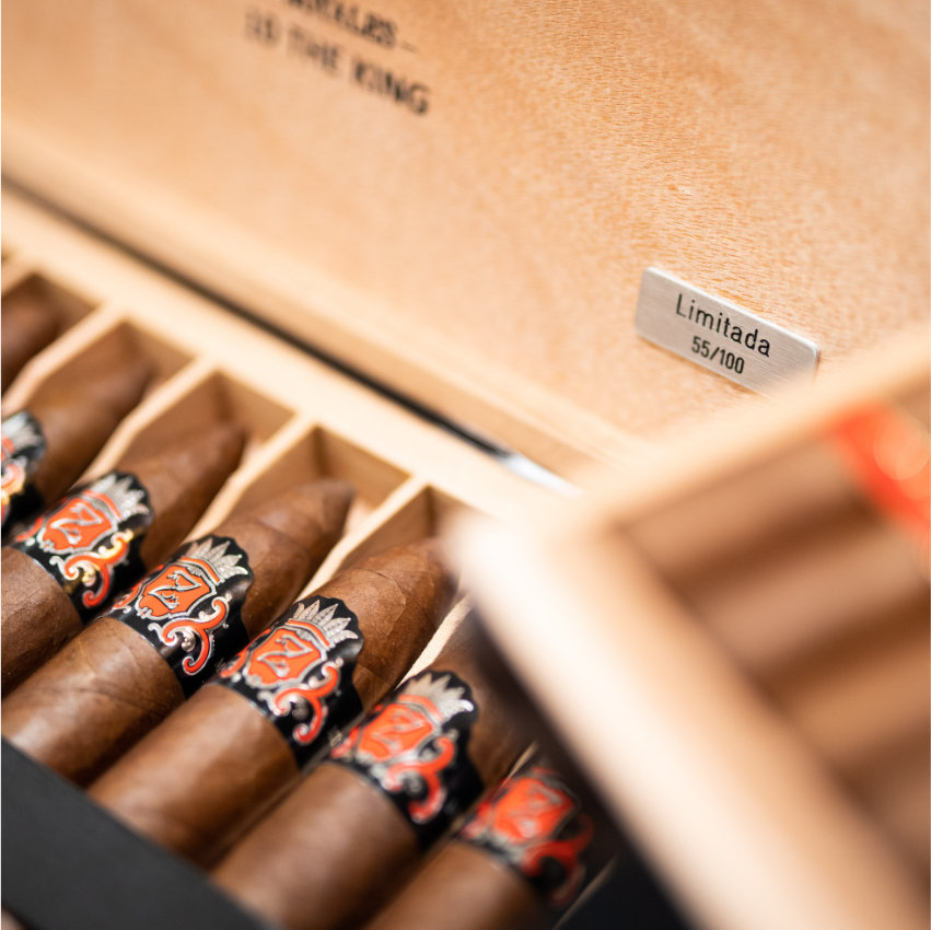 "Zechbauer Royales ""The King"" Edicion Limitada"